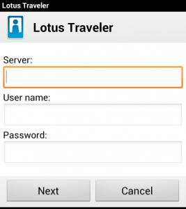 Ibm Lotus Traveler Android And Browsers Curiousmitch